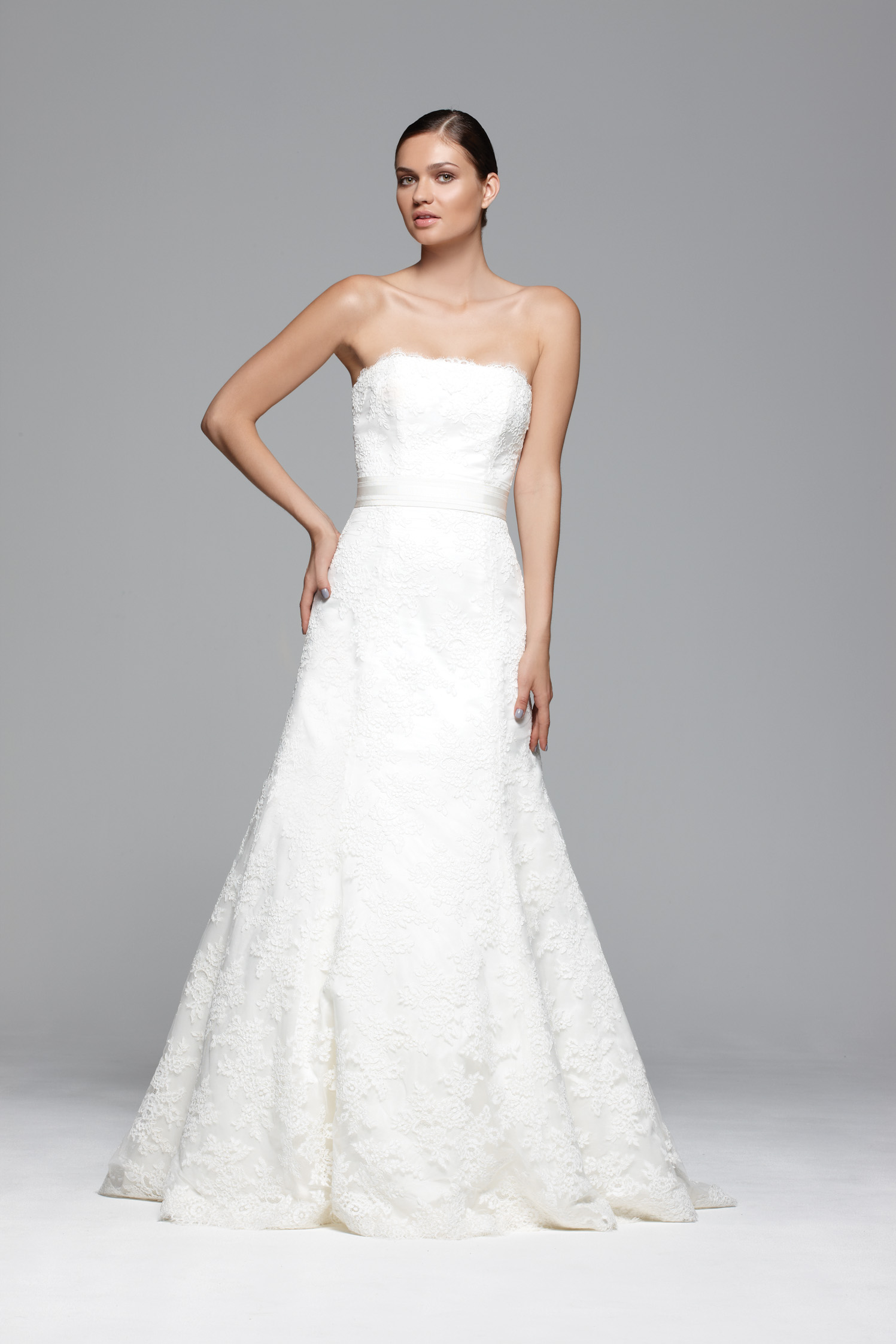 Stewart Parvin Where Love Lives Wedding Dress