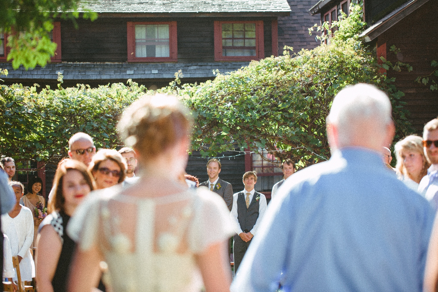 A Rustic Mountainside Wedding From Whitewall Photography