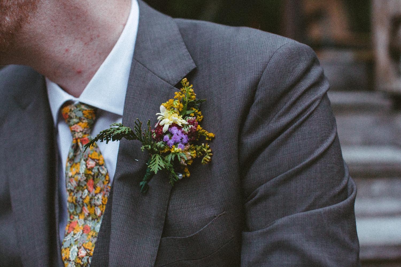 Justin & Heather's Putnam Camp Wedding - Whitewall Photography