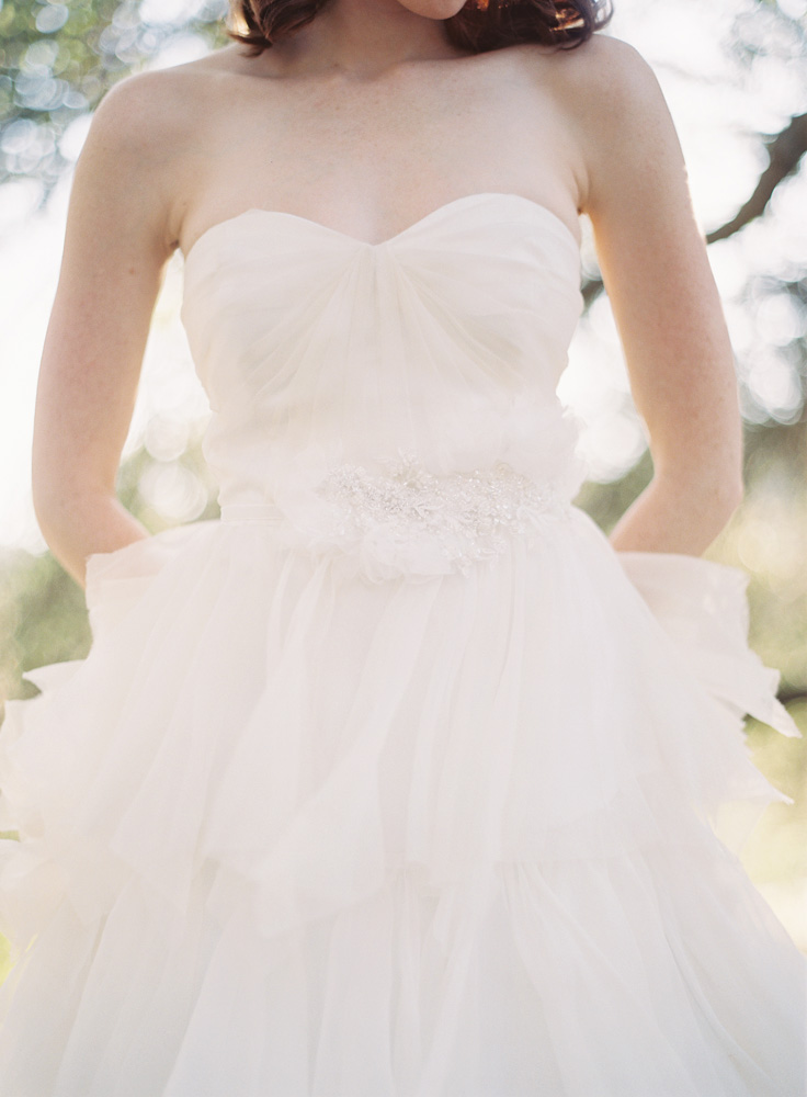 SIBO Designs Spring 2013 Collection - Floral Bridal Sash