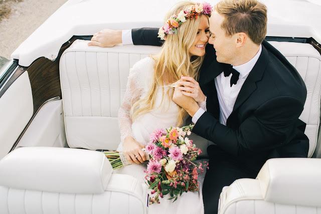 Barefoot Blonde Pre-Wedding Shoot on Love My Way