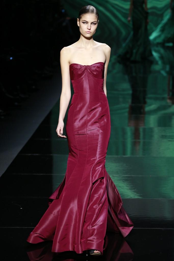 Monique Lhuillier Fall 2013 - New York Fashion Week