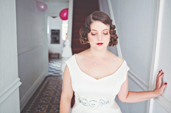 A 1920s and 1930s Hollywood Inspired Wedding on Love My Dress