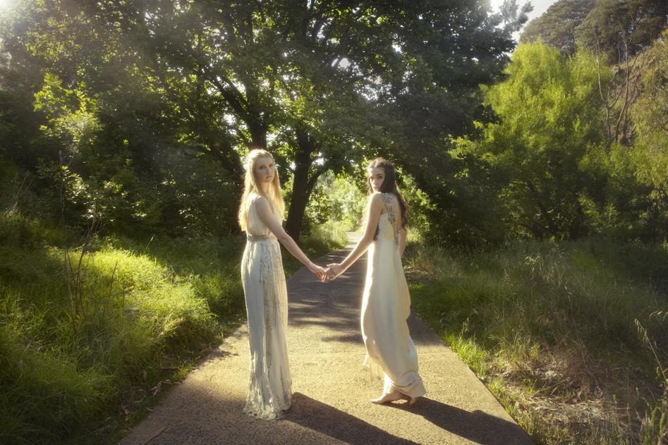 Gwendolynne Wedding Gown - Winnona & Moya