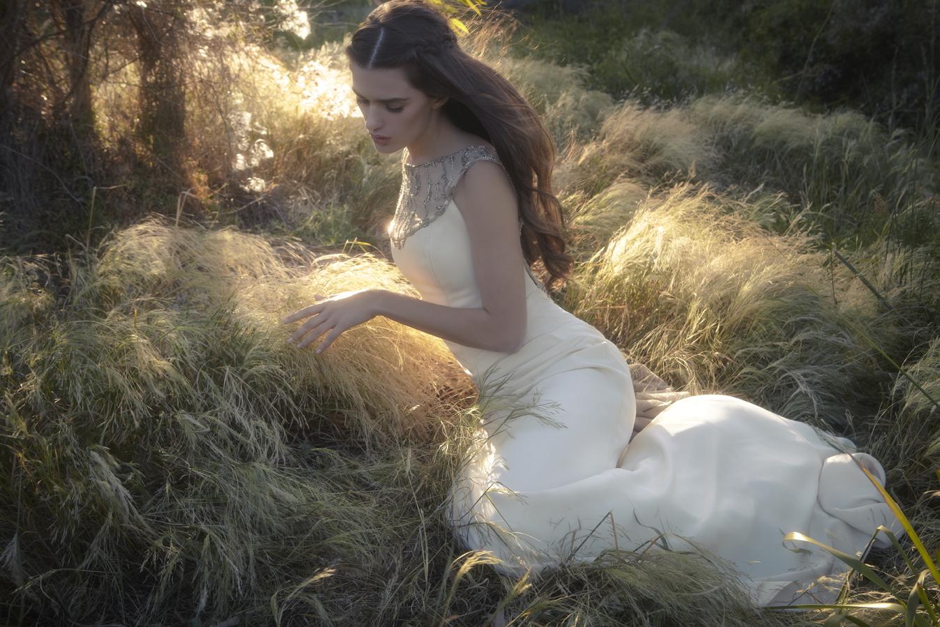 Gwendolynne Wedding Gown - Clea