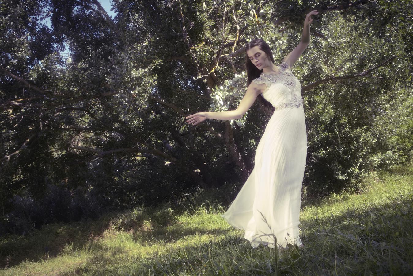 Gwendolynne Wedding Gown - Hope & Marina