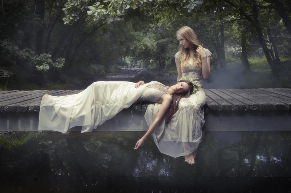 Gwendolynne Wedding Gowns - Sabine & Margot