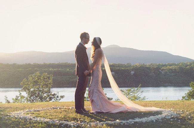 Bohemian Woodland Wedding from Green Wedding Shoes