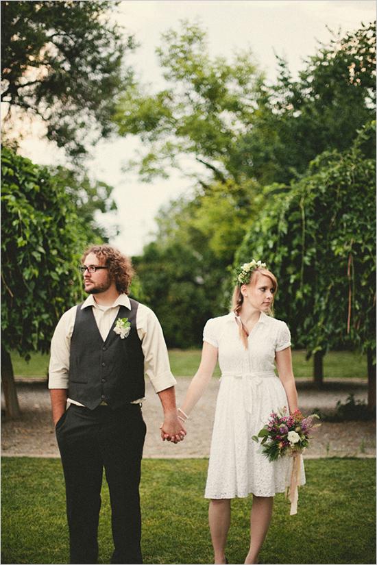 Shoestring Wedding Inspiration