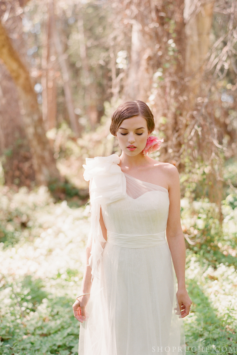 Forever and A Day - Ruche Spring 2013 Bridal Collection