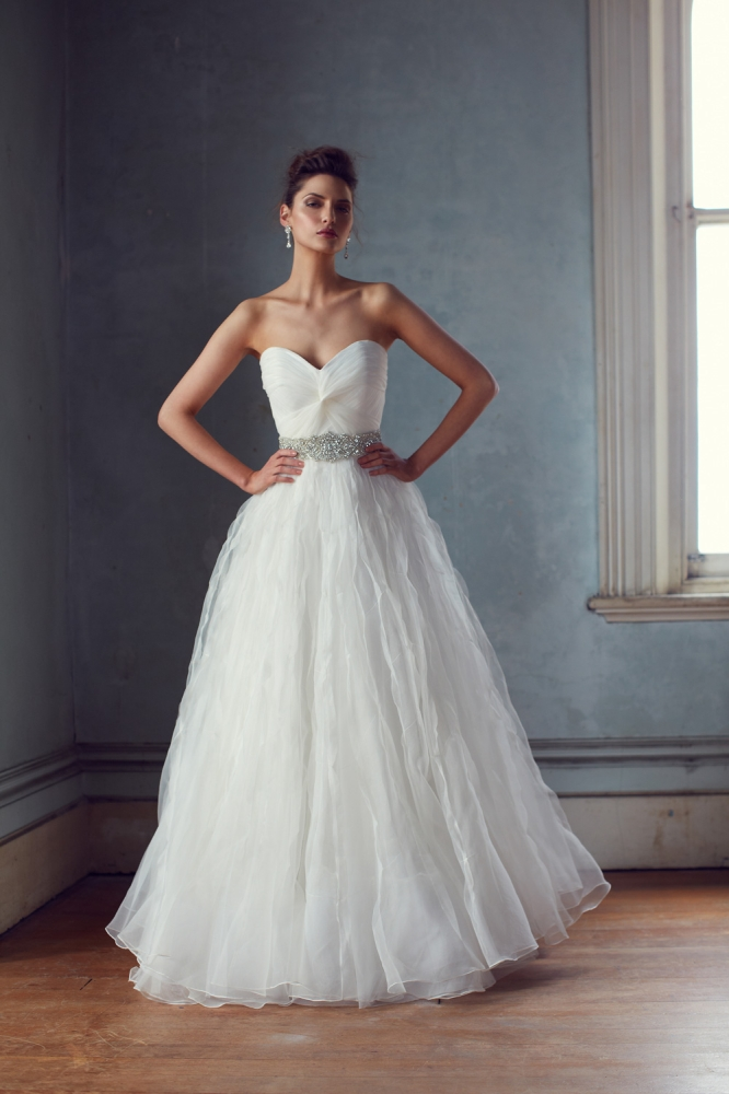 Anastasia Wedding Dress from Karen Willis Holmes 2013 Collection