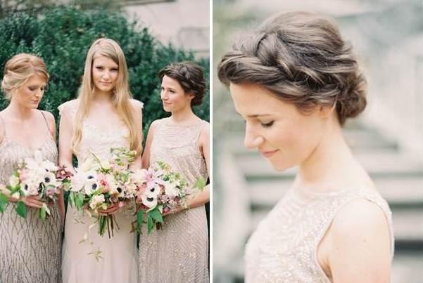 Springtime Bridesmaids