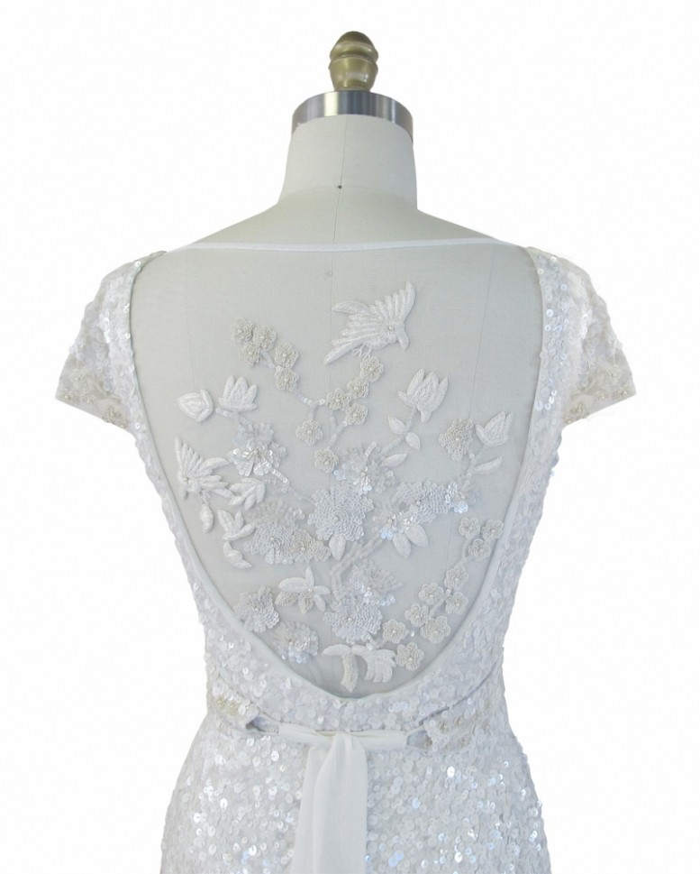 Caitlyn Wedding Dress from Karen Willis Holmes