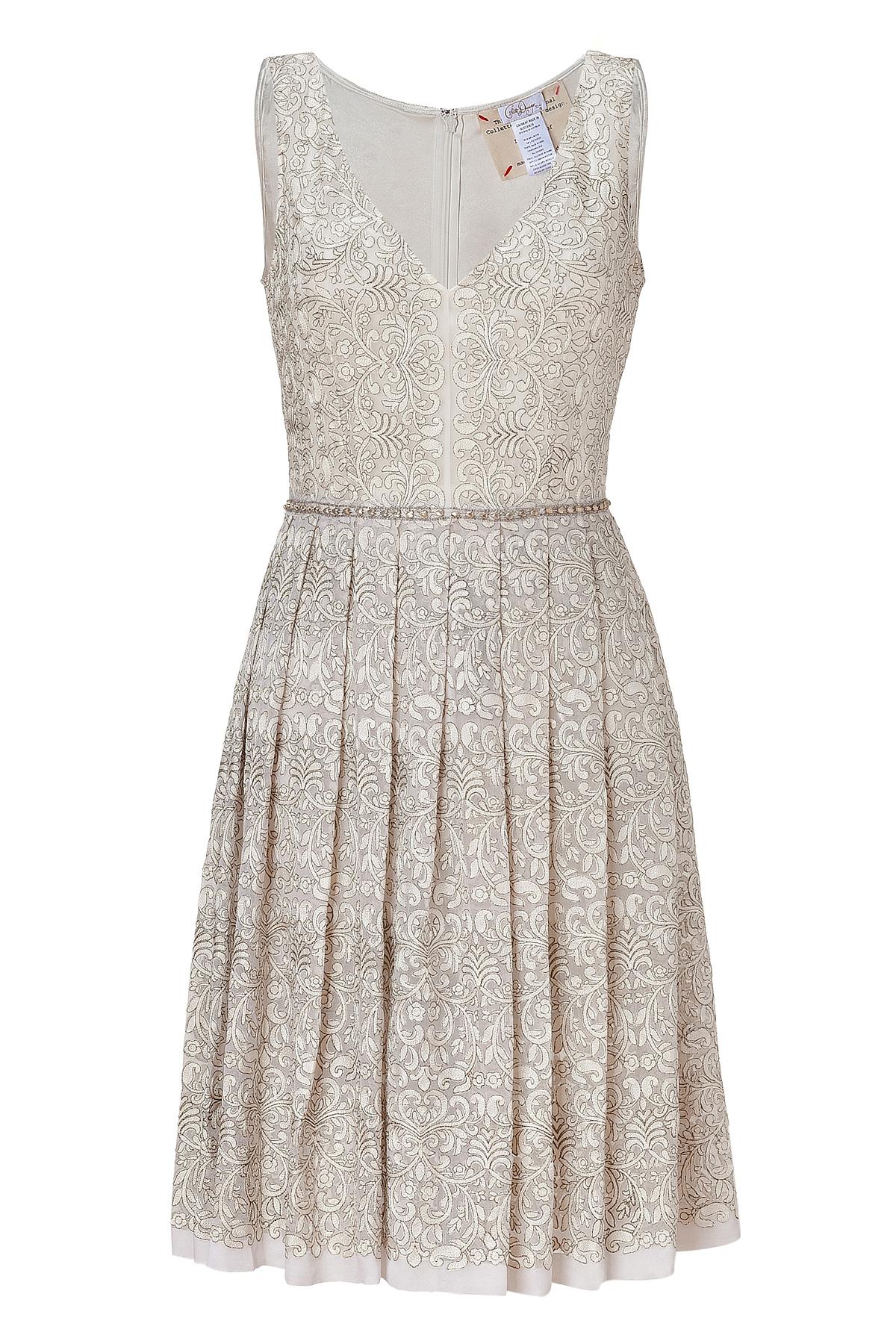 Linden Green Bridesmaids Dress from StyleBop