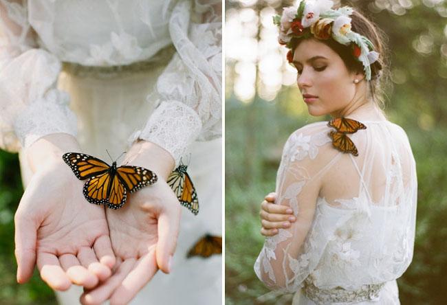 English Garden Wedding Inspiration