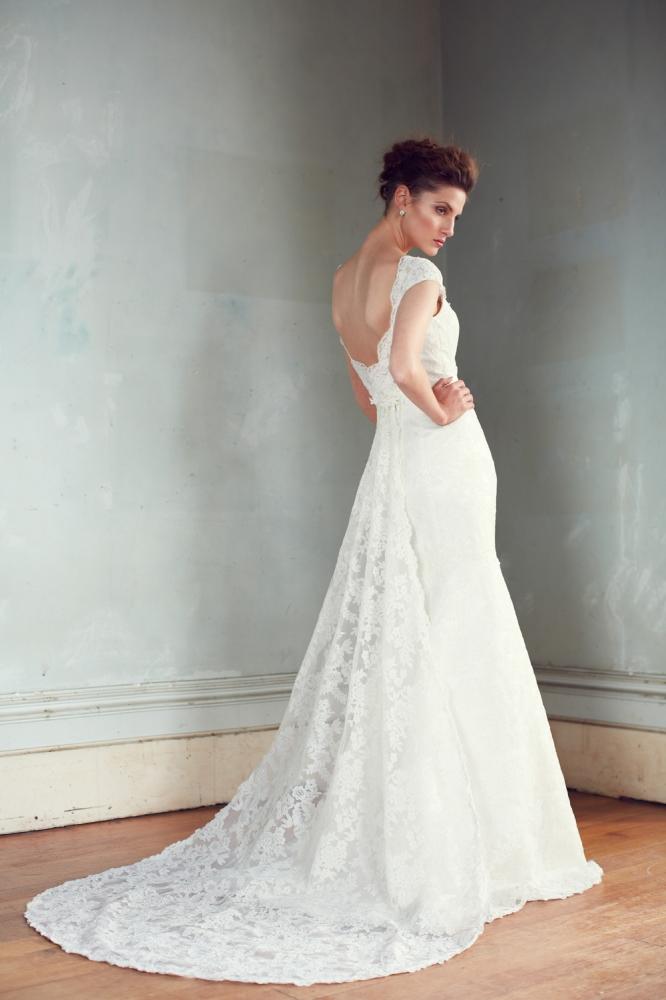Jasmine Wedding Dress from Karen Willis Holmes 2013 Collection