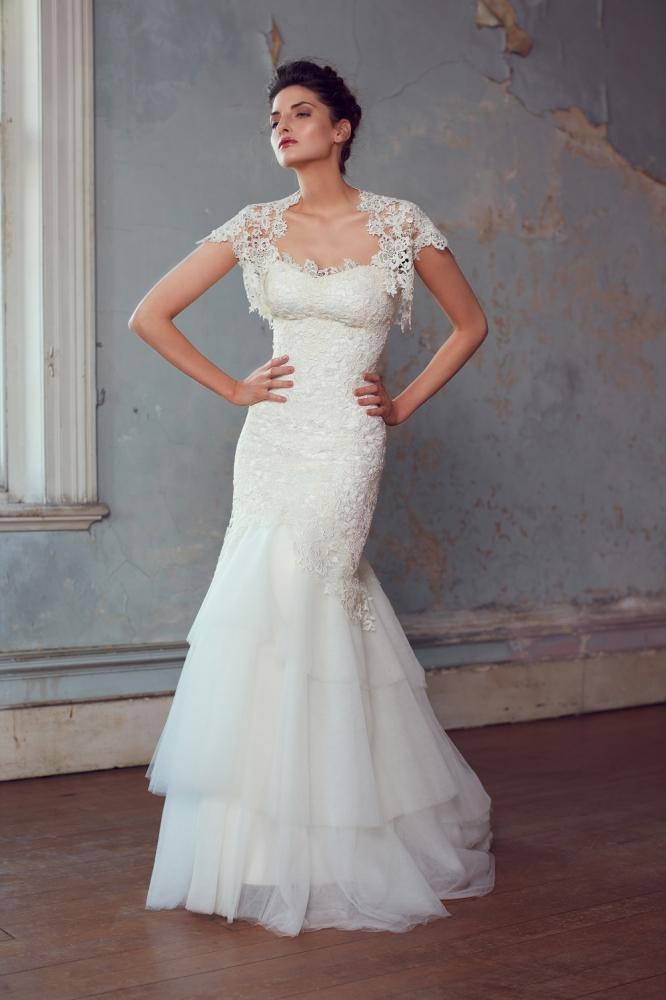 Jillian Wedding Dress from Karen Willis Holmes 2013 Collection