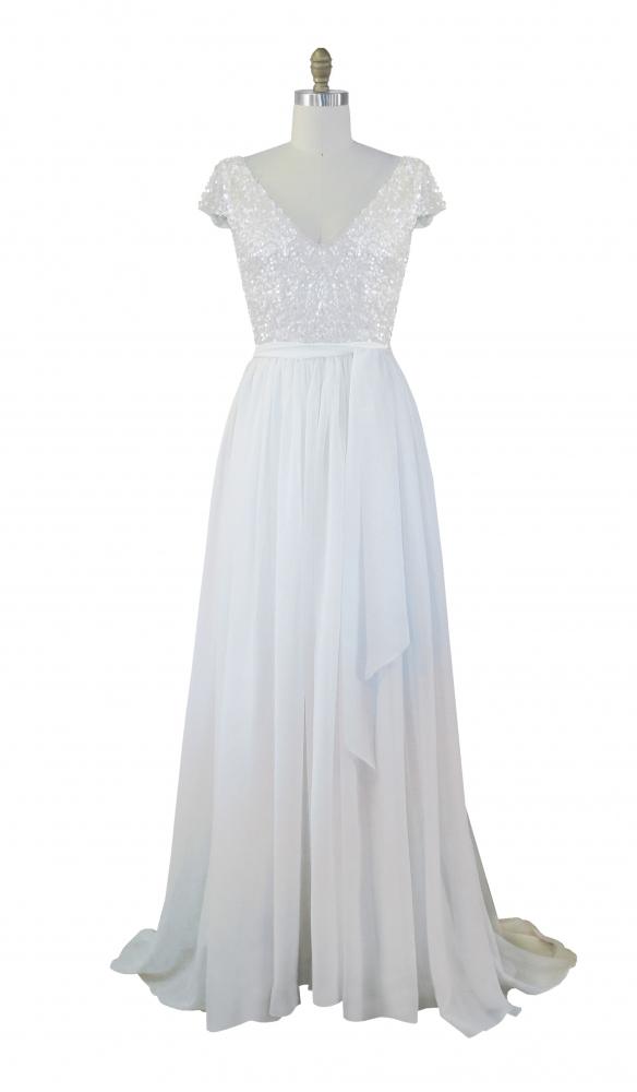 Kayla Wedding Dress from Karen Willis Holmes