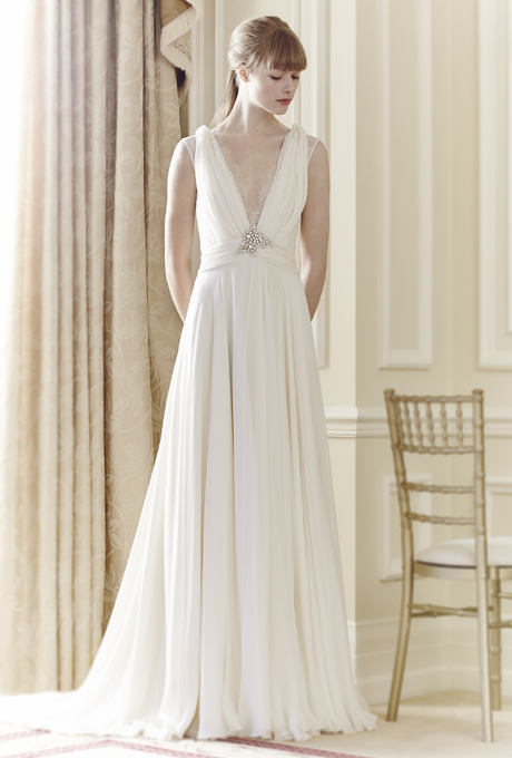 Molly - Jenny Packham Spring 2014 Bridal Collection