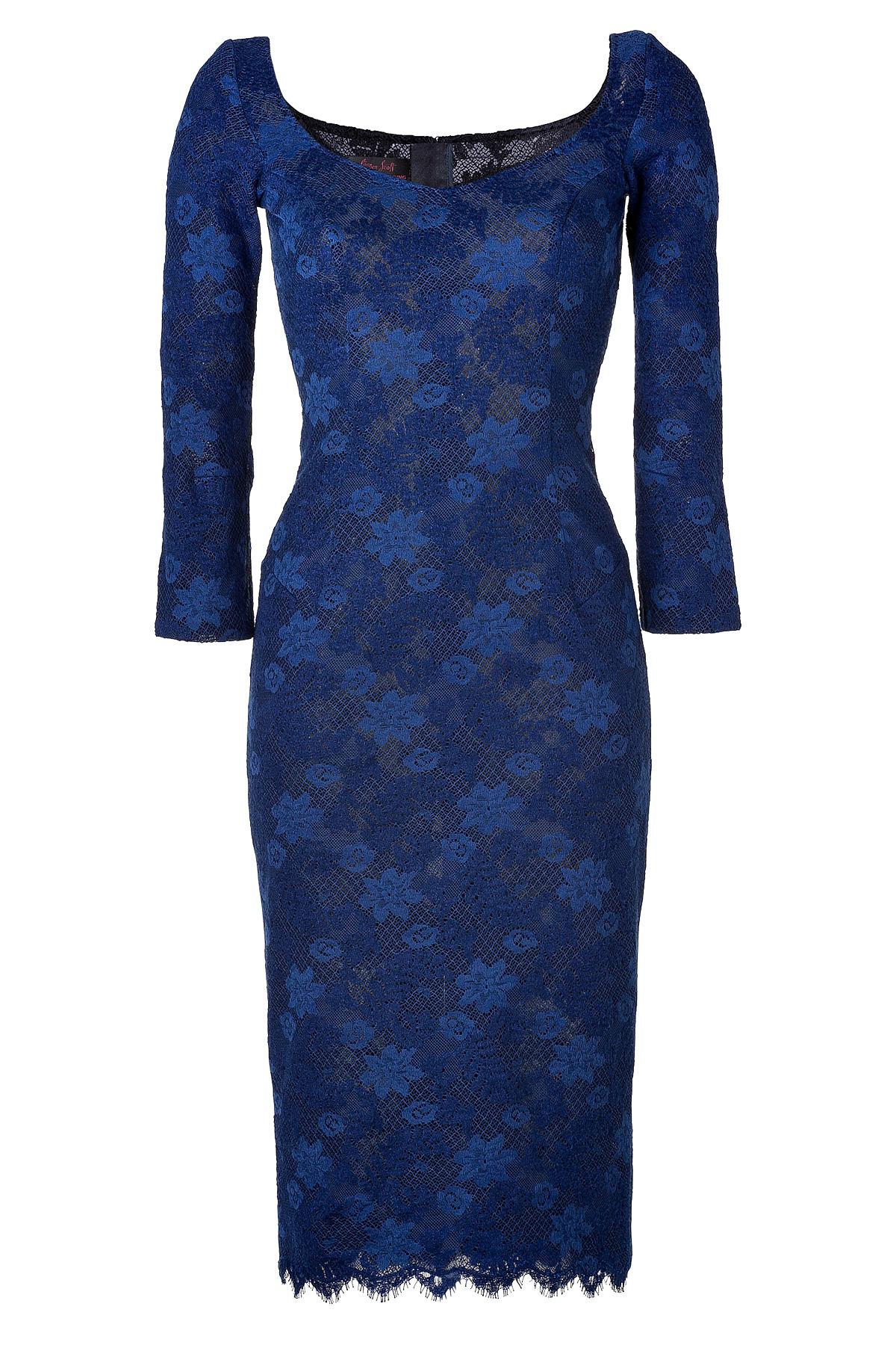 Mykonos Blue Bridesmaids Dress from StyleBop