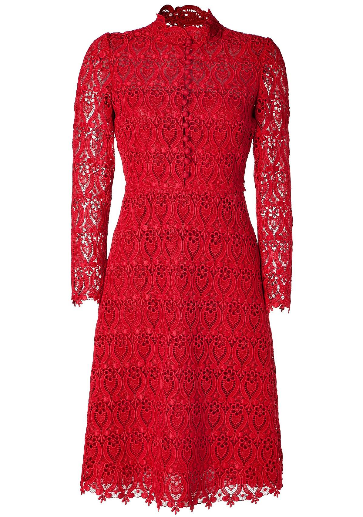 Samba Red Bridesmaids Dress from Stylebop
