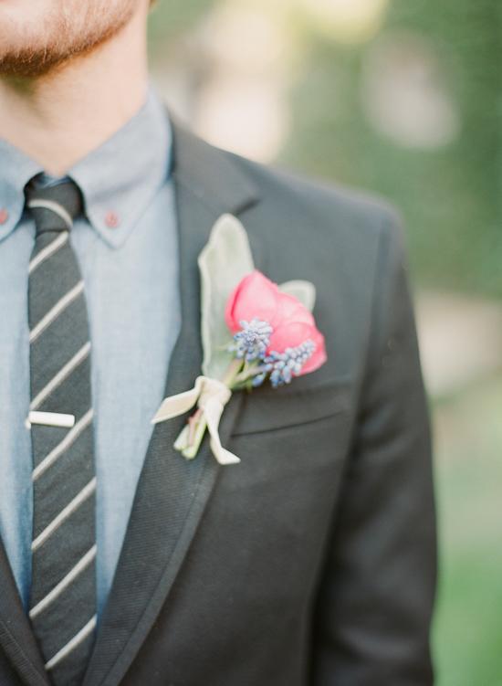 Santa Barbara Modern Vintage Wedding Inspiration Shoot from Kate Romenesko
