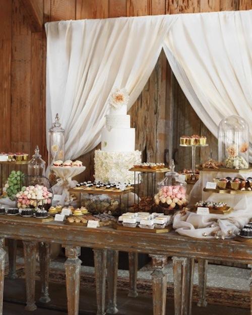 Ryan Reynolds & Blake Lively's Dessert Table