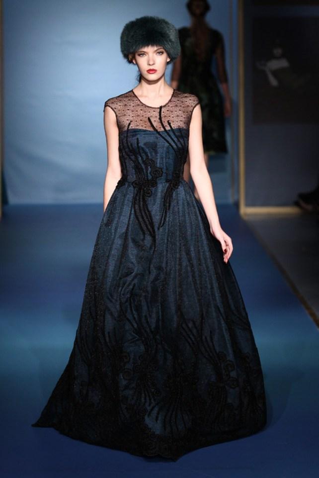 Luisa Beccaria Fall 2013 Bridal Collection