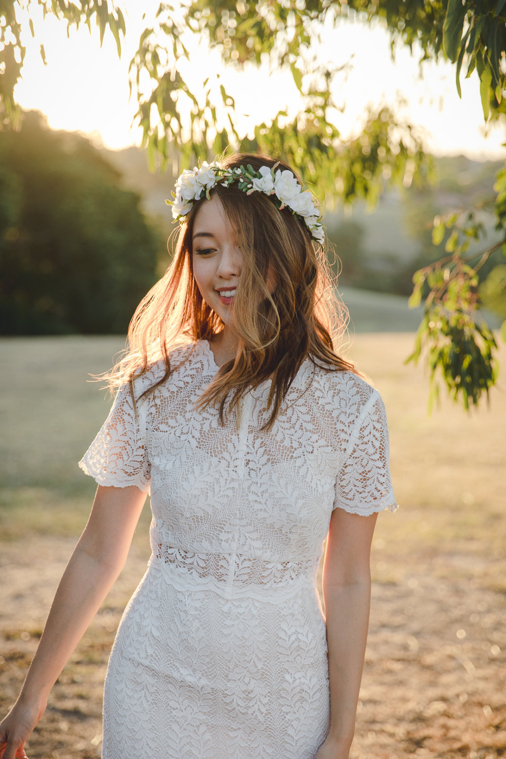 Fabulous Flower Crowns - The Perfect Bridal Hair Accessory : Chic ...