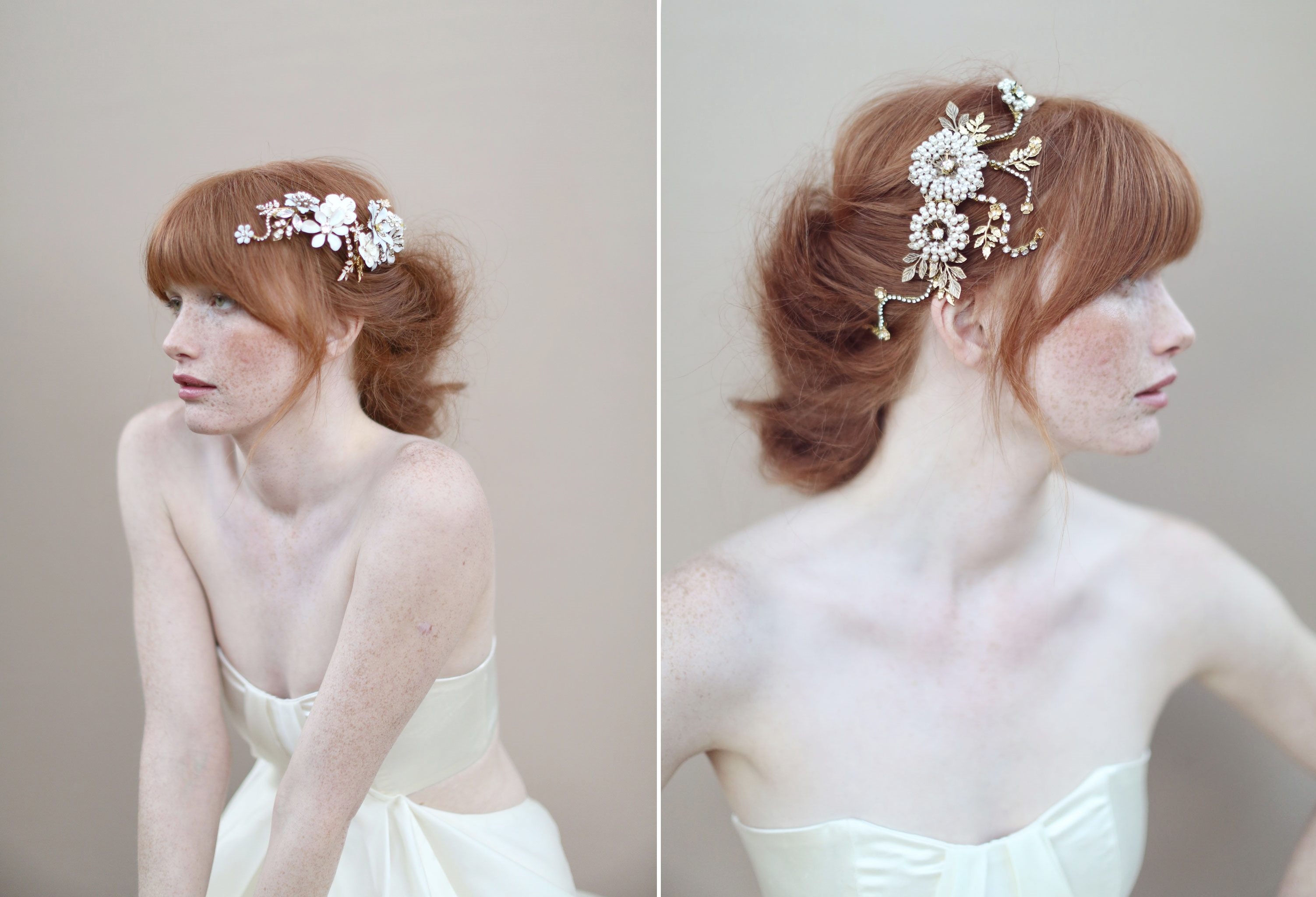 Twigs & Honey's 2013 Collection of Bridal Accessories and Veils