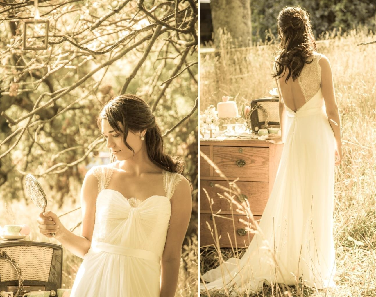 Rose & Delilah - Delilah Wedding Dress