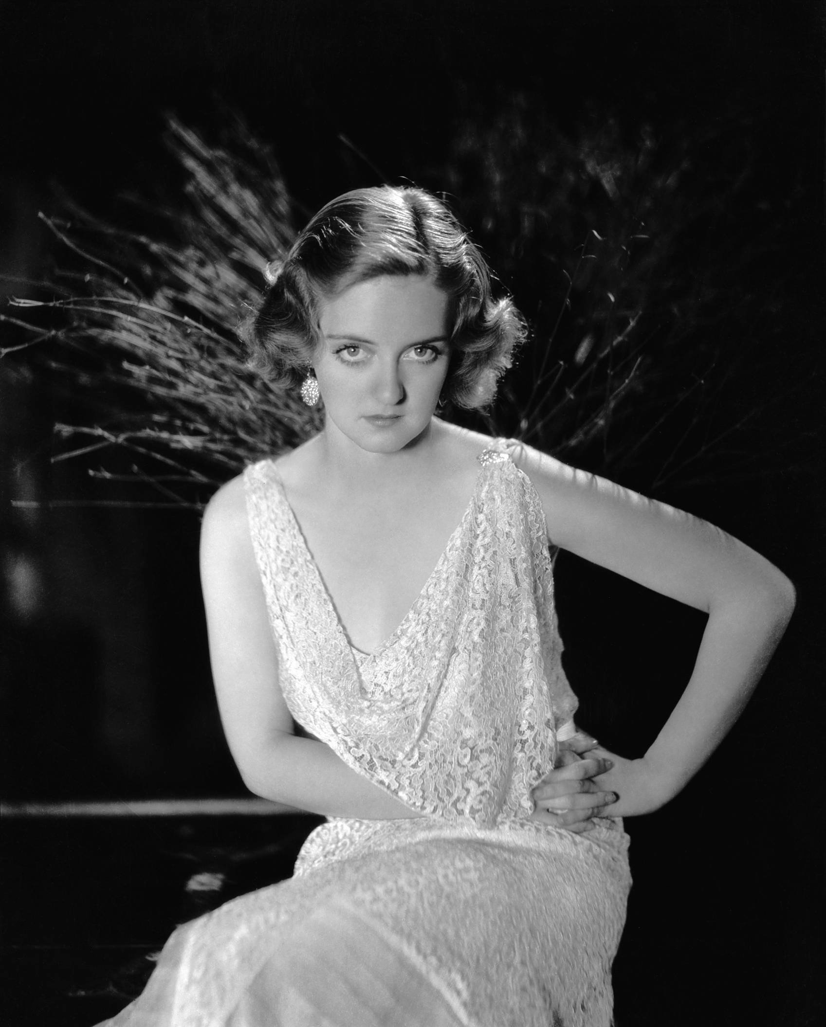 Sunday Style Icon - Bette Davis