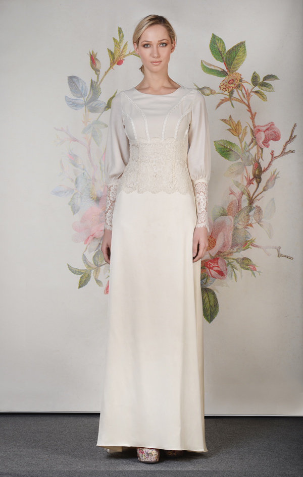Claire Pettibone's 2014 Collection Decoupage - Estelle