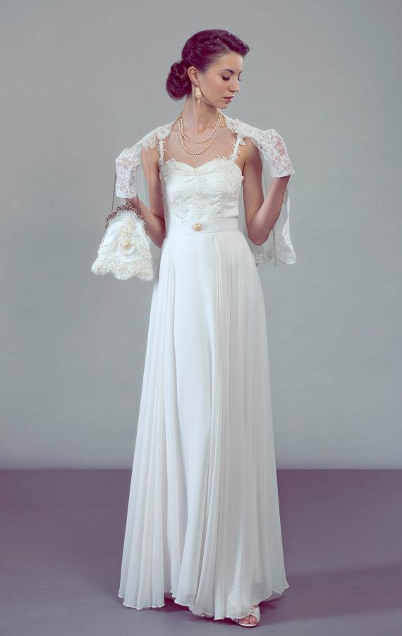 Principessa Wedding Dress from Petite Lumiere