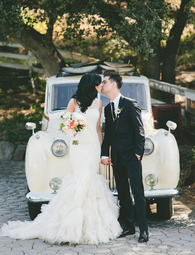GLAMOROUS MALIBU WEDDING from Onelove Photography