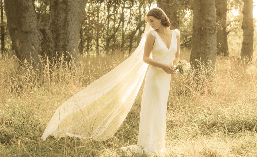 Rose & Delilah - Ava Wedding Dress