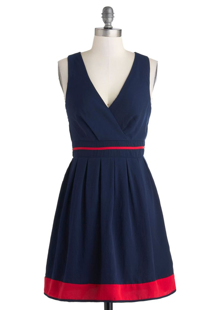Shoreline Simplicity Dress from Modcloth