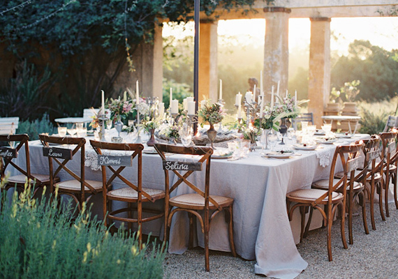 Wedding Inspiration from Feather & Stone's Australian Wedding Workshop