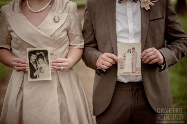 Rustic Vintage Australian Wedding from CK Metro Photography