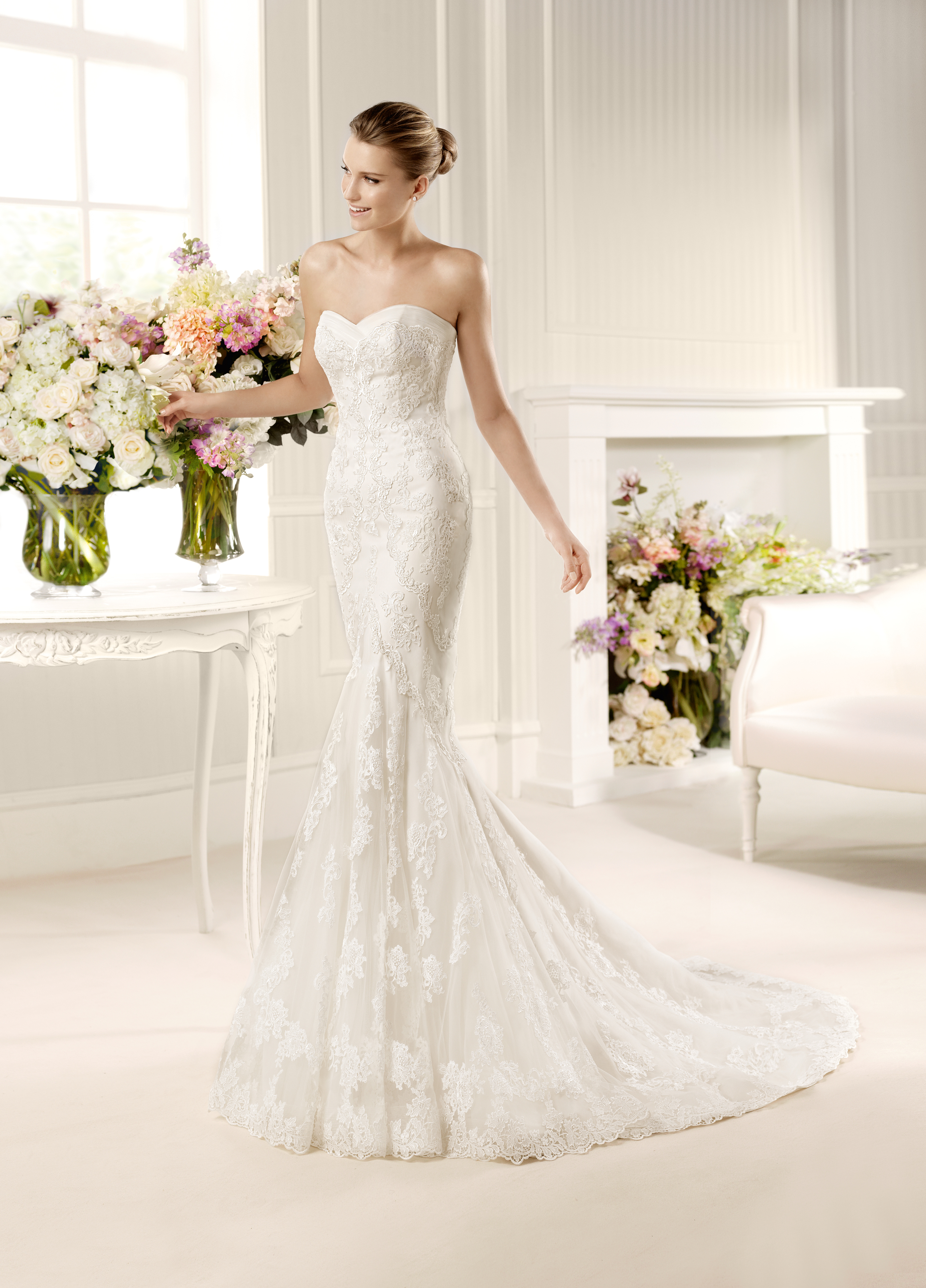 Good wedding dresses for hourglass shape body