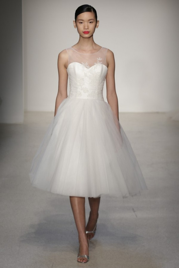 Amsale Fall Winter 2013 Bridal Collection