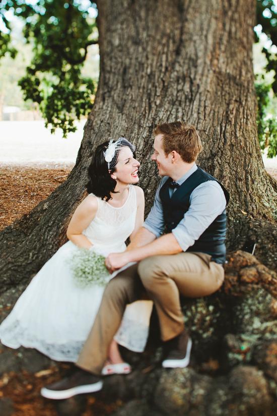 Surprise Melbourne Wedding