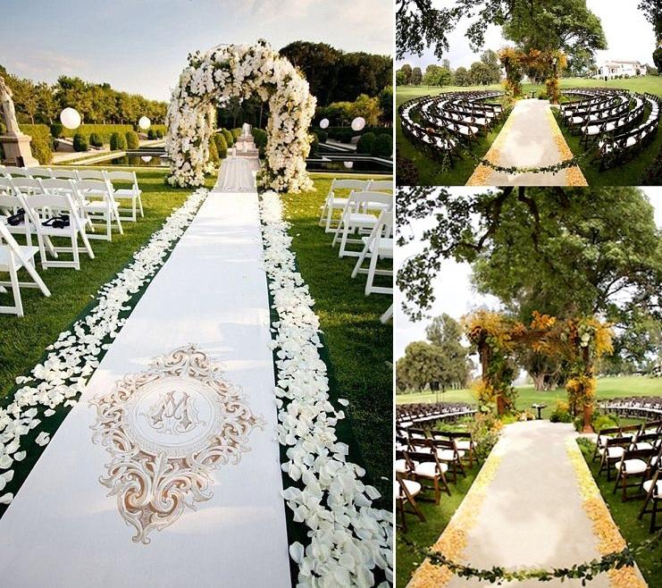 Beautiful Ceremony Decor Inspiration