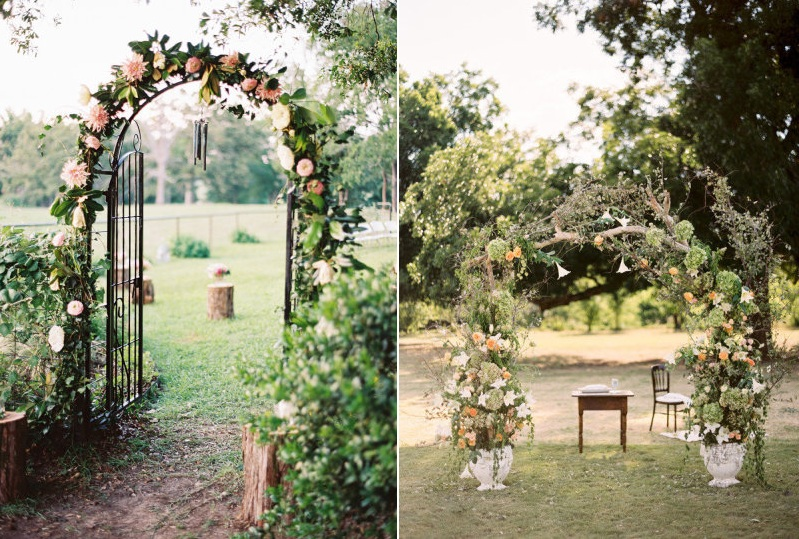 Beautiful Ceremony Decor Inspiration