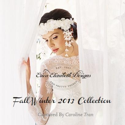 Erica Elizabeth Designs Fall Winter 2013