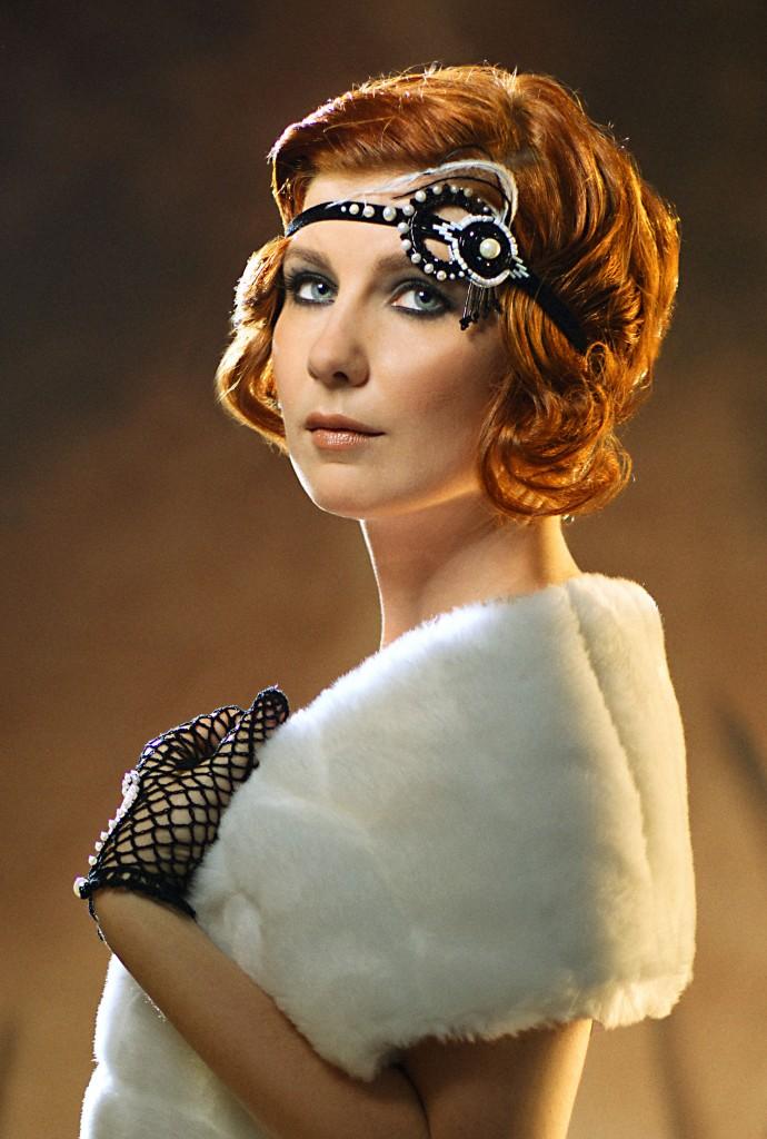 Jordan Art Deco Headpiece