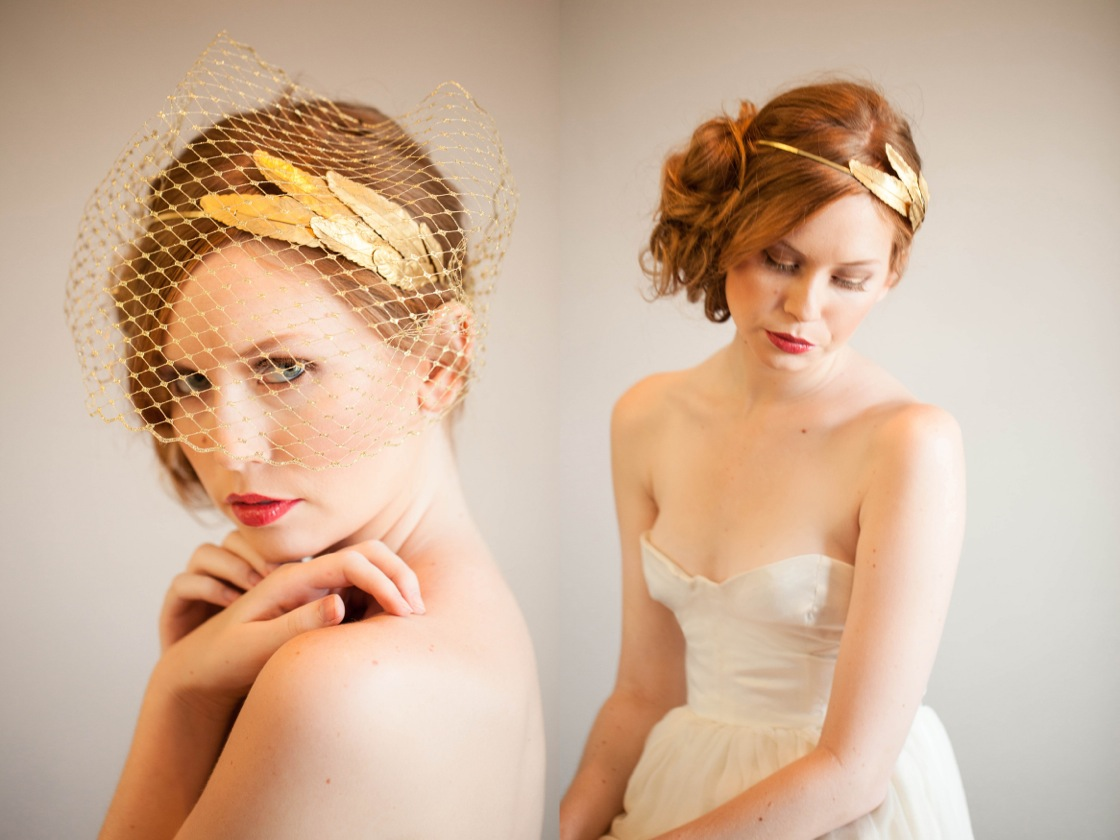Vintage Bridal Accessories from Mignonne Handmade