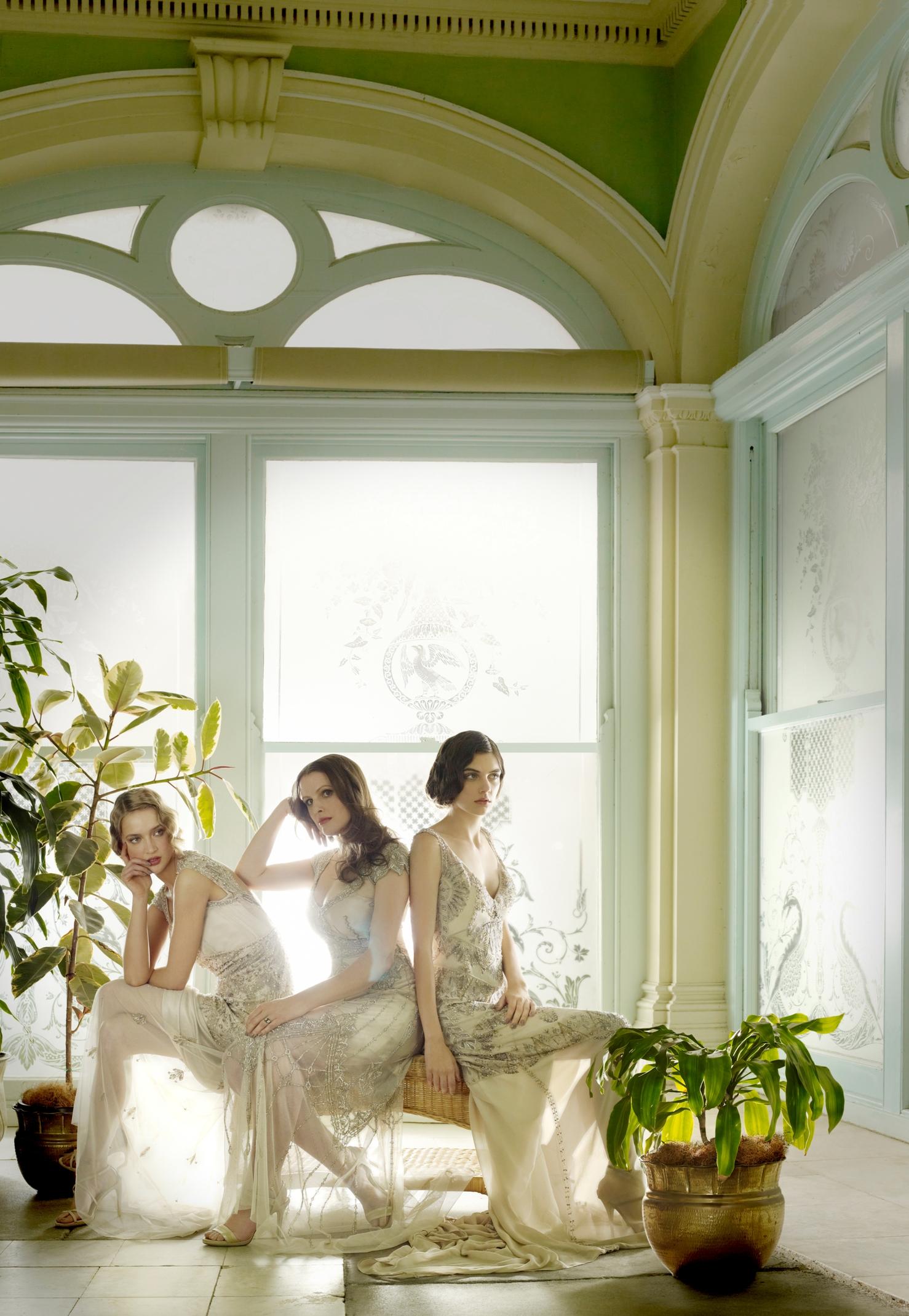 Gwendolynne - Orlando, Sabine and Kara Wedding dresses