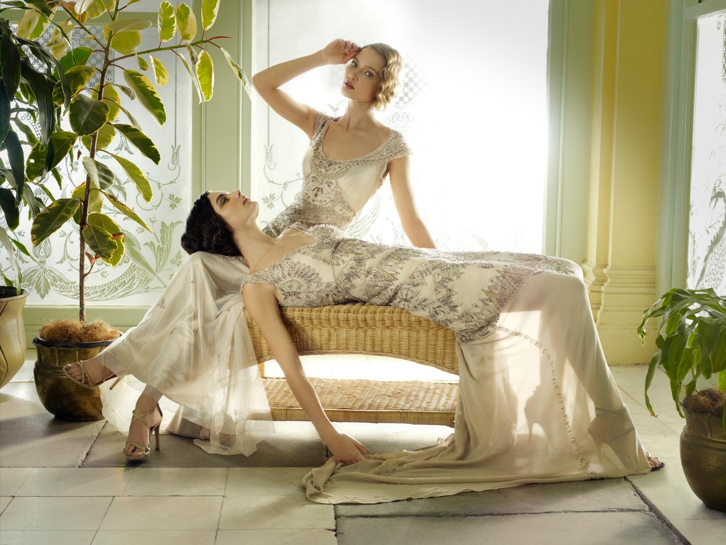 Gwendolynne - Orlando and Kara Wedding dresses