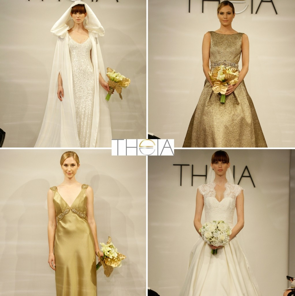 Theia White Fall 2014 Collection